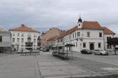 náměstí v Ivančičcích