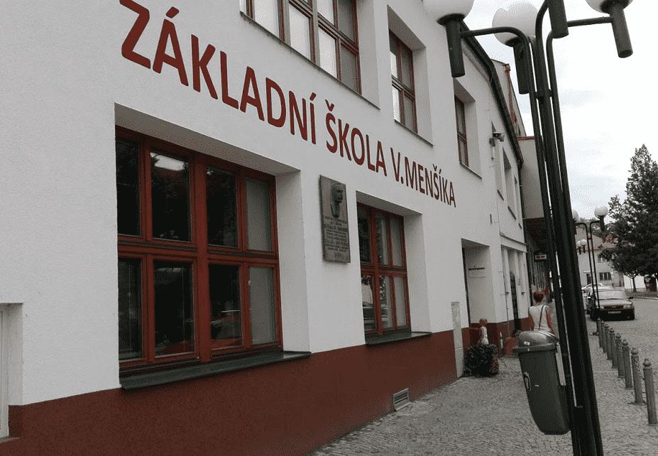 Základní škola Vladimíra Menšíka v Ivančičích