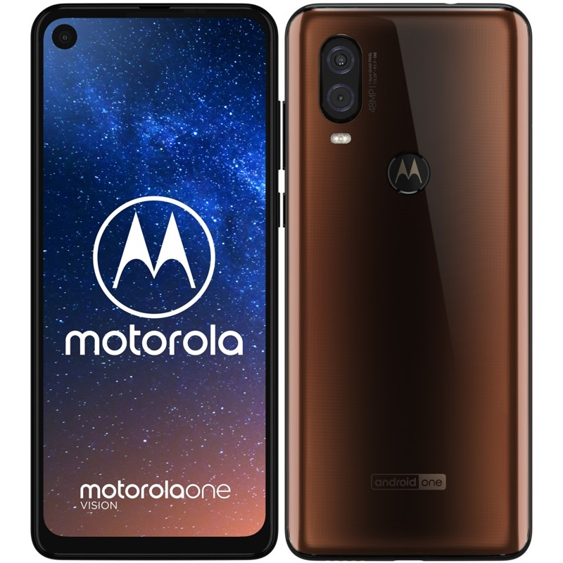 Motorola One Vision – android 10