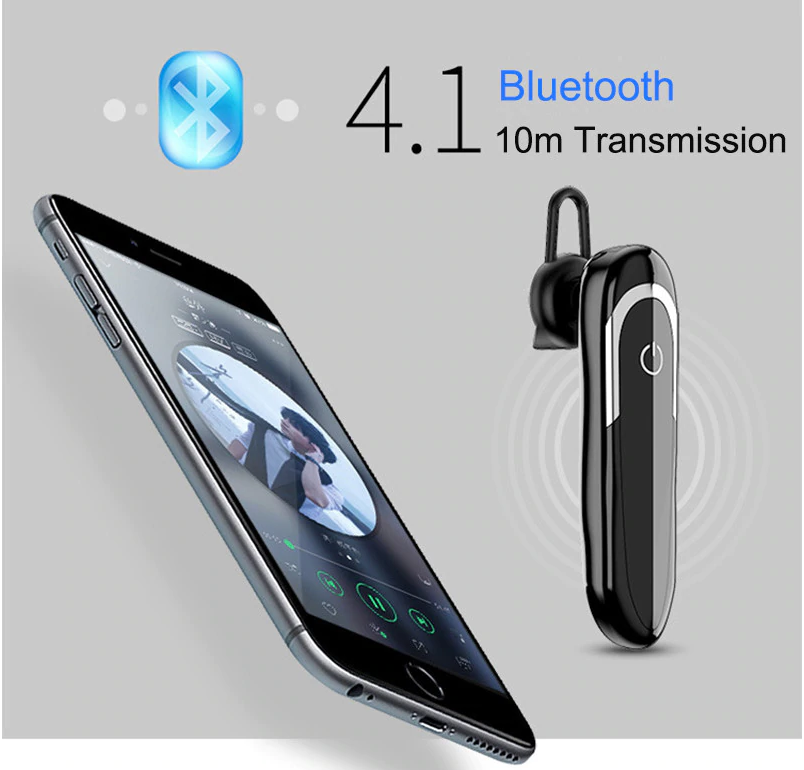 Bluetooth sluchátko moloke