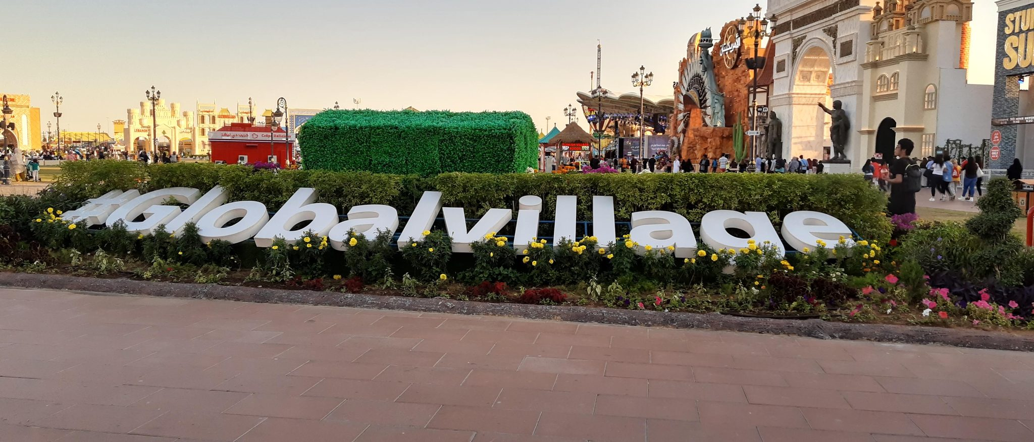 Global Village Dubaj