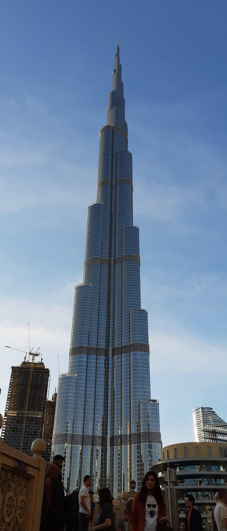Burj Khalifa – nejvyšší na světě
