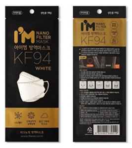 rouska ustni kf94 s nano filtrem